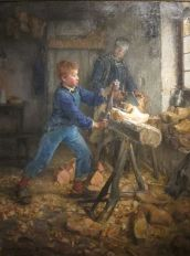 'The_Young_Sabot_Maker'_by_Henry_Ossawa_Tanner